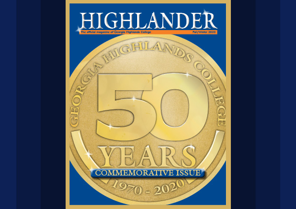Highlander Magazine 50th Anniversary